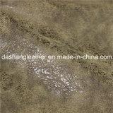 Classcial Semi-PU Synthetic Furniture Leather (B803)