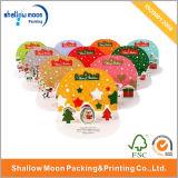 Design Printing Christmas Greeting Cards (QYZ099)