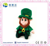"Lucky Leprechaun 8"" Plush Doll"