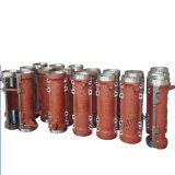 Die Casted Aluminum Locomotive Parts Intake Manifold