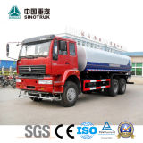 Competive Price Tanker Truck of Sinotruk 20t