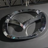 ABS Metal Plating Custom Chrome Car Logos