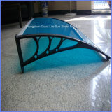 100cm*120cm Polycarbonate Roof Canopy for Door