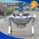 Gas Fire Stainless Steel Cooking Mixer for Food