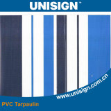 Striped Colors Sunshade HDPE Tarpaulin