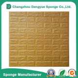 Easy to Install Decorative Embossed Foam Blocks Wallpaper