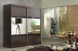 High Quality Mirror Sliding Door Bedroom Closet (HF-EY012)