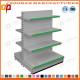 Double Sided Supermarket Racks Display Fixtures Store Shelving (Zhs314)
