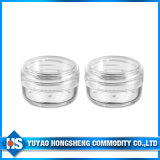 Clean Round Empty Cream Jar with Cosmetic Packing