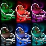 Single Color & RGB Waterproof LED Neon Rope Light 50m/Roll