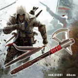 Assassin′s Creed 3 Connor′s Axe Tomahawk Hatchet Axe 46cm