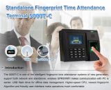 Color Screen Fingerprint Time Attendance with GPRS (5000TC/GPRS)