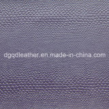 High Scratch Resistant Sofa PVC Leatehr Qdl-50280