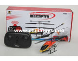 RC Plane 3.5CH Remote Control Helicopter Plane Toy (BLUE/ORANGE) (834613)