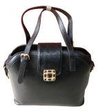 New PU Leather Handbags Fashion Women's Handbags Color Black