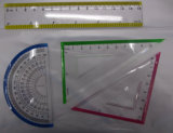 Stationery 15cm Ruler Set 15cm Geometry Set Student Ruler School Ruler