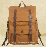 2017 Wholesale Newest Casual Vintage Travel Canvas Backpack