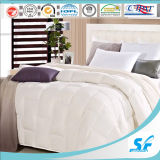 Single Bed Fiber Filling Polyester Comforter and Duvet and Pillow