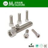 Stainless Steel DIN912 Socket Head Cap Machine Screw