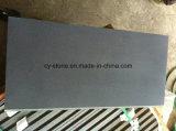 Honed/Sandblasted Chinese Basalt, Hainan Dark, Dark Basalt for Floor/Wall/Paver