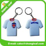 Wholesale Custom Sports PVC Rubber Key Chain Product (SLF-KC016)