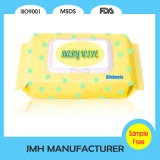 Skin Care Baby Wet Wipe Baby Product Manufacturer (BW004)