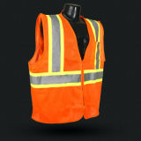 High Visibility Safety Vest with ANSI107 (C2012)