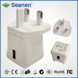 11W UK Charger (RoHS, efficiency level VI)