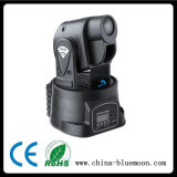 15W Mini LED Stage Light Moving Head Lighting (YE084)