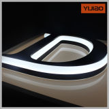 Acrylic LED Sidelightlited Channel Letter Sign
