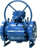 Class 600 Forged Steel 3PC Trunnion Ball Valve