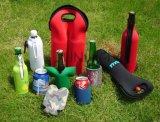 Wine Carrier Bag Can Koozie Beer Stubby Holder Bottle Cooler