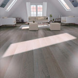 Embossed Uniclic Machiatto Oak Bamboo Flooring