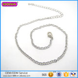 Factory High Quality Brass Necklace Chain Wholesale # L99
