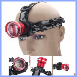 2100lm 4 Mode CREE Xml T6 LED Zoomable Hunting Headlamp