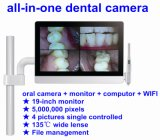 All-in-One (computer+intraoral camera+monitor) Design Dental Device with WiFi (J0003)