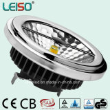 2300k 90ra Halogen Size 15W Lampada LED AR111 Spot Bulb