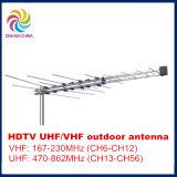 32e 32 Elements DVB-T VHF&UHF Outdoor Yagi TV Antenna