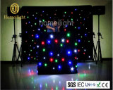 RGBW LED Star Curtain LED Wedding Party Luminescence Background LED Twinkle Curtain