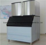 Stainless Steel Flake Ice Maker Machine Bg-2000p