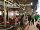 Waterproof Patio Heater Infrared Heater for Open-Space restaurant