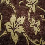 100%Polyester Chenille and Cotton Fabric for Sofa (FTH31020)