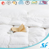 Hangzhou Factory Goose Down Alternative Microfiber Quilt with High Quality