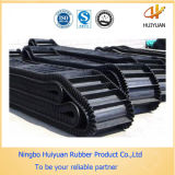 Big Angle Pattern Rubber Conveyor Belt
