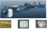 Multi-Layer Co-Extrusion Biodegradable Material Sheet Unit