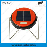 Mini Size Charging Indicator Table Solar Lamp with Red Black Color