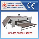 Cross Lapper for Non Woven Fiber Lapping Machine