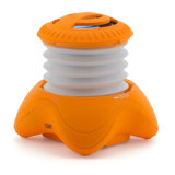 Portable Hamburger Mini Speaker with Rechargeable Battery