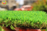 Outdoor Garden Used 40mm Height and V Shape Artificial Grass