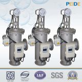 Carbon Steel 400um 25bar Recycling Water 110V60Hz Filtering